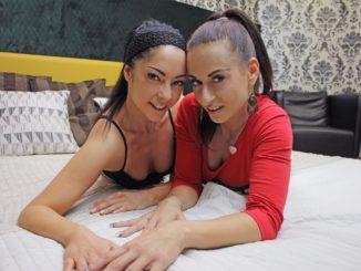 Jasmin and Alyssa
